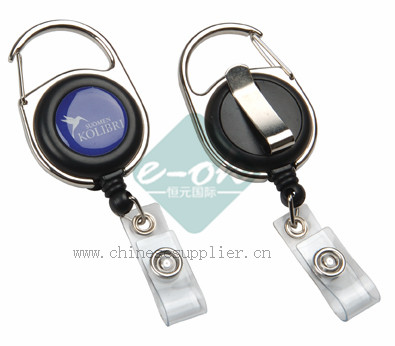 badge holder reels