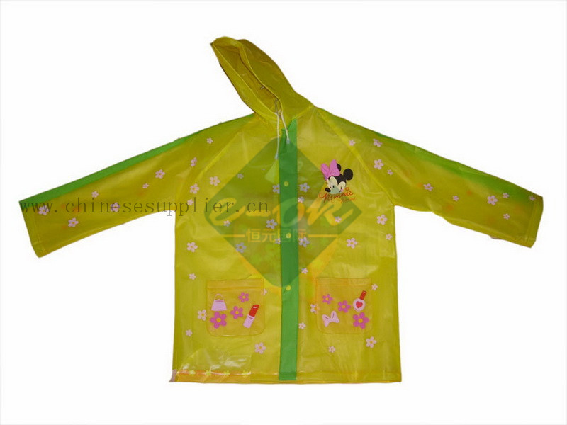child rain ponchos