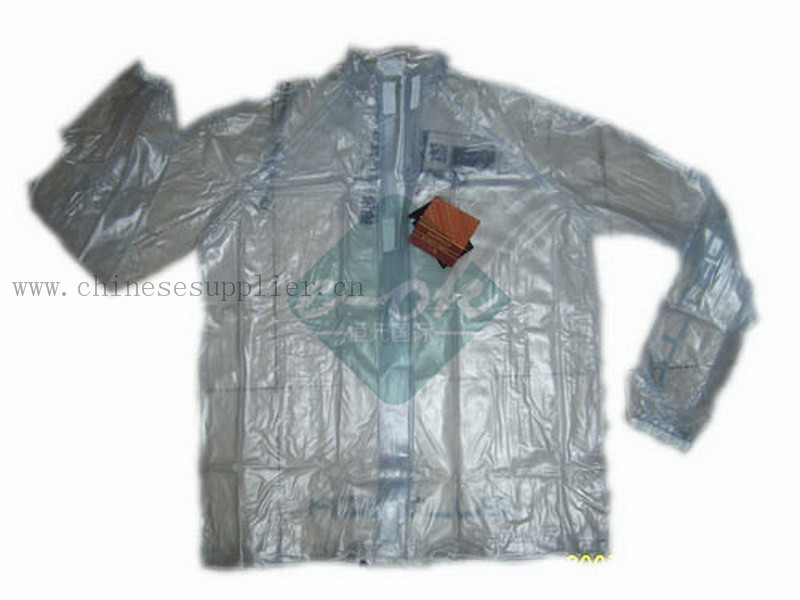 clear Rainsuit